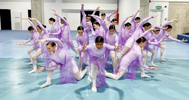 Bodrum'lu DansçIlar Avrupa Finali'nde