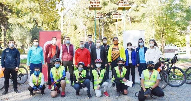 Öğretmenler Günü Bisikletle Oryantiring Yarışması