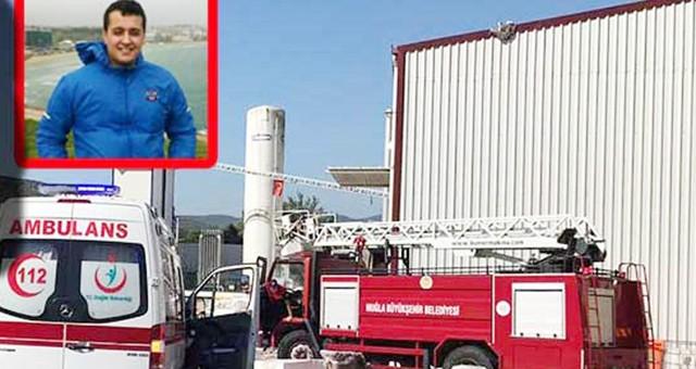 Fabrikadaki patlamada yaralanan işçi hayatını kaybetti