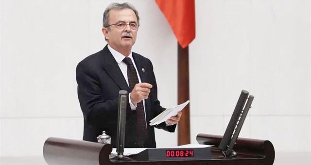 Girgin, Marmaris orman yangınıve Dalaman Kâğıt Fabrikası yangınını meclise taşıdı