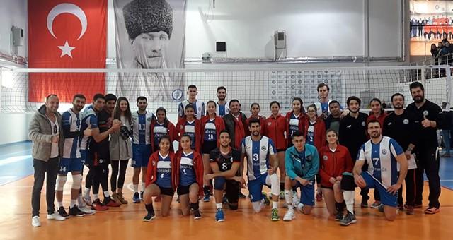 Milas Belediyespor:3 Bornova Anadolu Lisesi:1