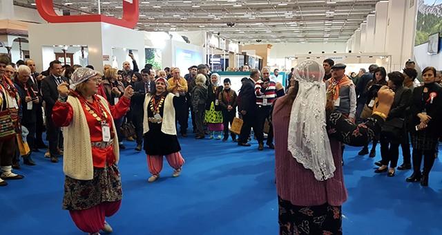 Milas Belediyesi Travel Turkey İzmir fuarında