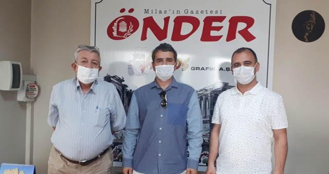 Basın İlan Kurumu'ndan gazetemize ziyaret..