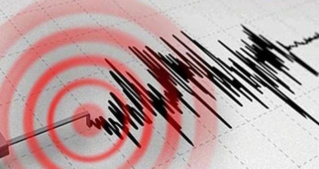 Muğla 5,6 büyüklüğünde depremle sallandı