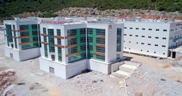 Devlet hastanesinde korona düzenlemesi