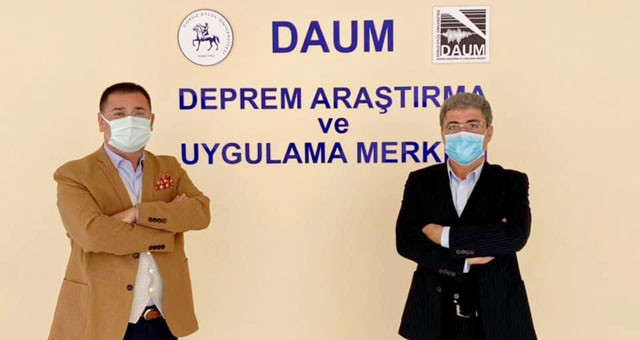 Milas Belediyesi'nden bir ilk:DEPREM MASTER PLANI