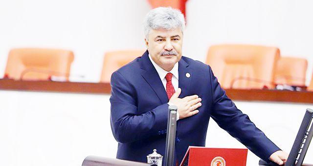 Milletvekili Metin Ergun'dan Anadolu Ajansı için Meclis Araştırması İstemi
