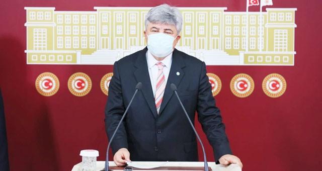Metin Ergun, Belediye pasaportuyla insan kaçakçılığını sordu..