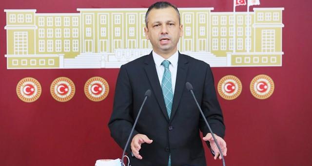 """CHP'li Erbay: """"Lüksünüzden, şatafatınızdan vazgeçin, esnafa destek olun"""""""