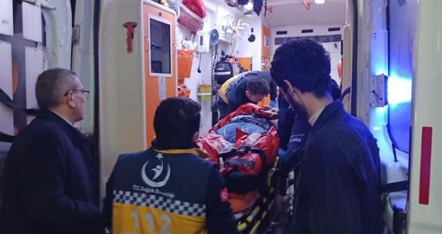 Tuzabat'ta feci kaza: 3 yaralı!