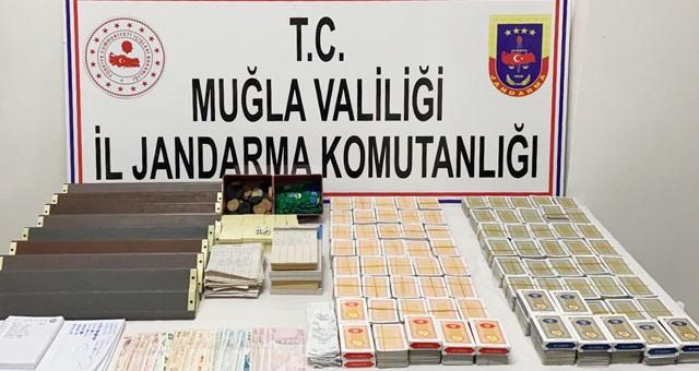 Kumar oynayanlara 79 bin lira ceza..