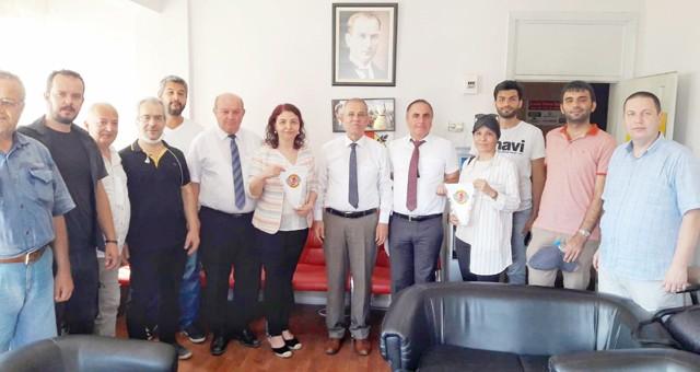 """TGF Genel Başkanı Yılmaz Karaca Aydın'dan seslendi; """"Gerekirse Ankara'ya yürürüz"""""""