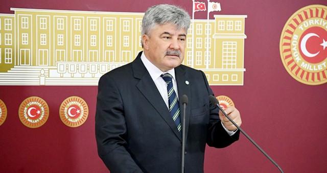 Metin Ergun'dan Meclis'teMUÇEV açıklaması