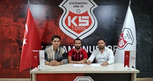 Hakkıcan Kastamonuspor'da