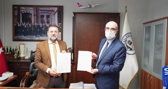 Tapu müdürlüğü ile protokol imzalandı
