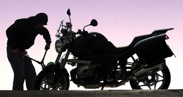 Motosiklet Çalan 3 Kafadar Tutuklandı