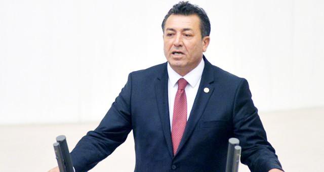 """CHP'li Alban: """"Turizmci batıyor, bakan zenginleşiyor"""""""