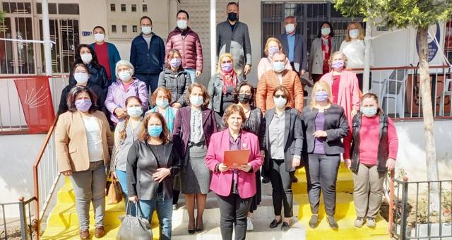 CHP Kadın Kolları'ndan 8 Mart açıklaması
