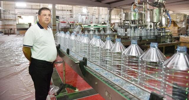 Labranda Su Fabrikası yenilendi