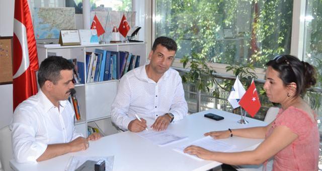 Milas İlçe Milli Eğitim Müdürlüğü projelere imza atmaya devam ediyor!
