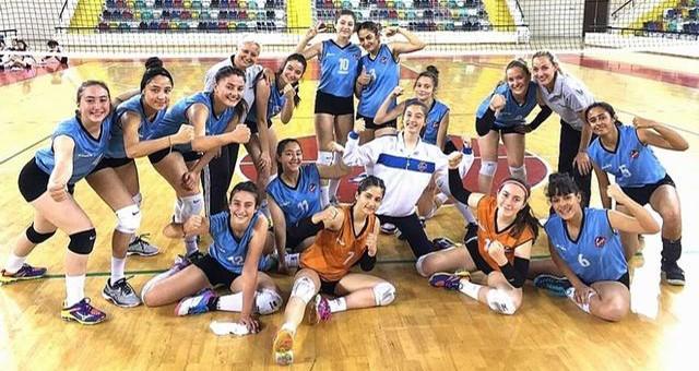 Şampiyonlar Yeni Sezona Hazırlanıyorlar  Yıldız Erkekler Şampiyonu Milas Belediyespor