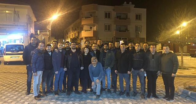 CHP'li gençler bu kez Selimiye'de…