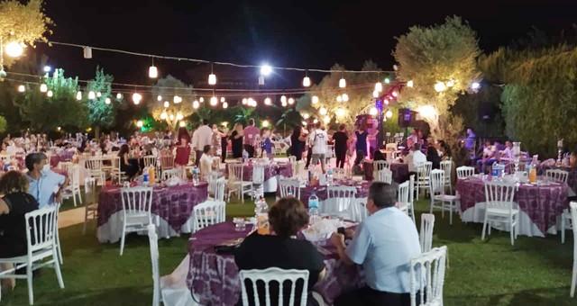 Corona denetimleri düğünlerde de sürüyor