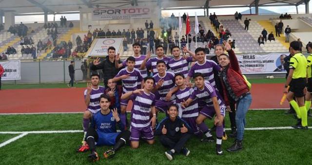 U19 Play Off maçlarına Yeni Milas galibiyetle başladı