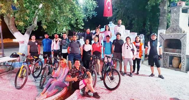Dünya Bisiklet Günü'nü kutladılar