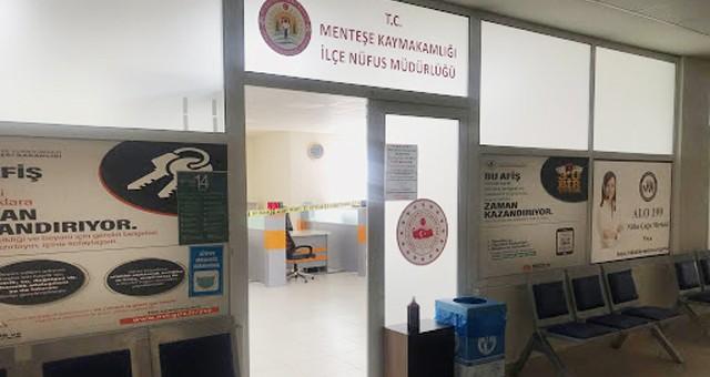Menteşe Nüfus Müdürlüğü, sınavlar için pazar günü de açık..