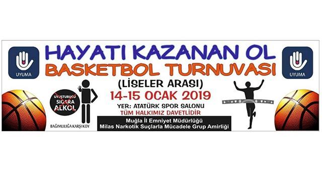 Kazanan Sen Ol Basketbol Turnuvası