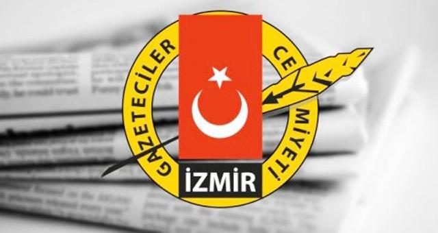 İzmir Gazeteciler Cemiyeti'nden örnek proje: