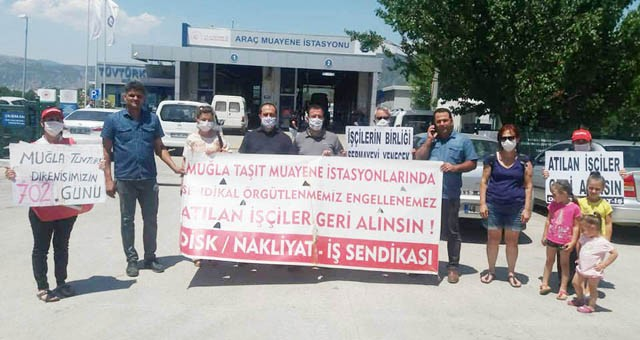 Tüvtürk İşçileri İşe Dönme Davalarını Kazanmaya Devam Ediyor