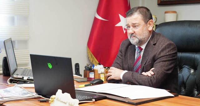 Başkan Tokat, Medeni Kanunun kabulü kapsamında gerçekleştirilen etkinliğe katıldı