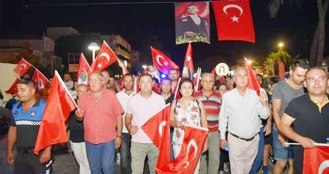 Büyük Zaferin 97. Yılında  Muhteşem Fener Alayı ve Konser..