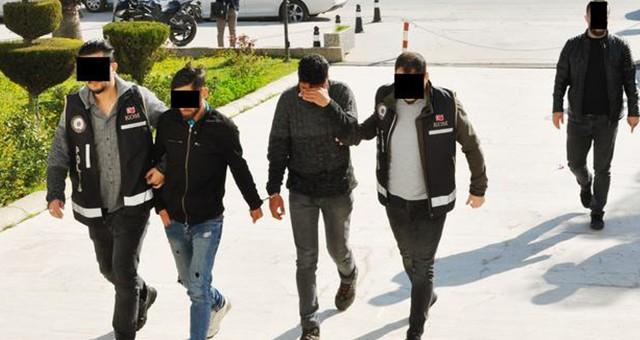 Uyuşturucu satıcısı tutuklandı…