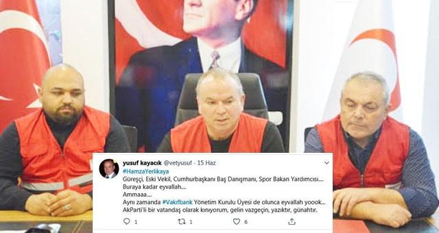 Kızılay Muğla Şube Başkanı Kayacık ve ekibi görevden alındı!..
