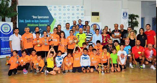 Zafer Kupası Masa Tenisi Turnuvası'nın dördüncüsü düzenlendi