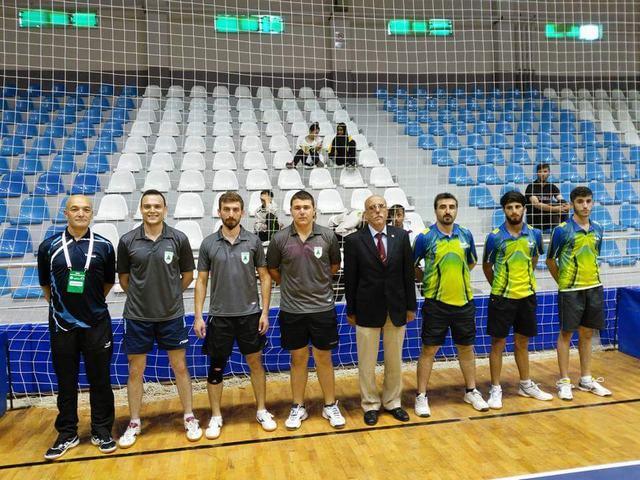 Muğla'nın Masa Tenisindeki Temsilcileri