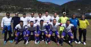 Masterler Foça maçında şampiyonluk turu atacaklar