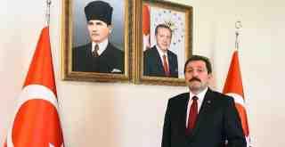 Vali Orhan Tavlı'dan19 Eylül Gaziler Günü Mesajı