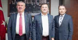 Belediyede yeni Başkan Yardımcıları belli oldu
