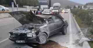 Milas-Bodrum Karayolu'nda feci kaza: 3 yaralı