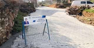Kırsal mahalleler modern yollara kavuşuyor