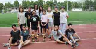 Milaslı Atletler, Gençlikspor adına koşacaklar