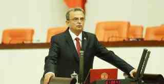 """Süleyman Girgin: """"Hizmete gelince koş yerel yönetim, gelire gelince sen uzak dur"""""""