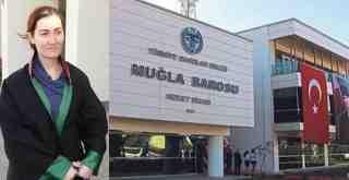Muğla Baro Başkanlığı'na kadın aday..