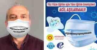 Eğitim Emekçilerinin Twitter üzerinden eylemi Muğla'dan başladı