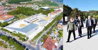 Türkan Saylan Çağdaş Yaşam Merkezi'nde sona geliniyor