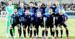 Fethiyespor yarı finale yükseldi